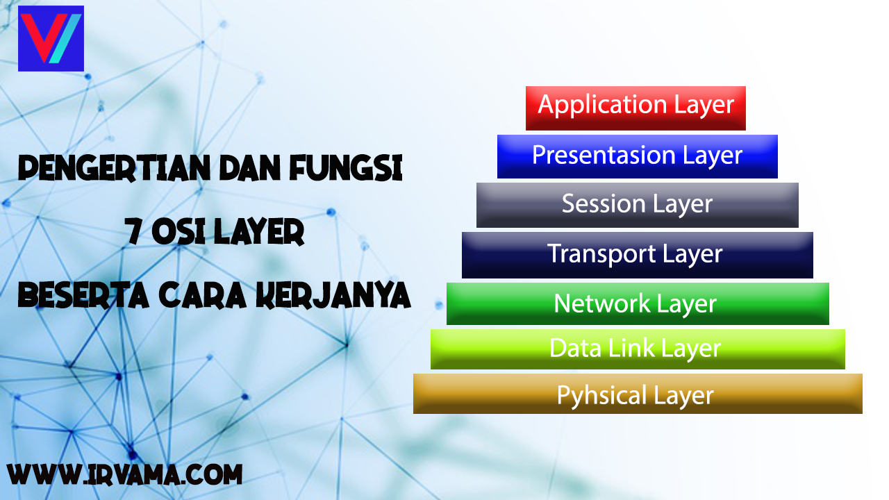 Pengertian dan Fungsu 7 OSI Layer Beserta Cara Kerjanya ...